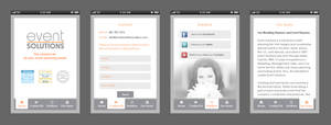 iPhone App by keypxl