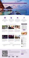 5Star Wordpress theme for Hotel Booking
