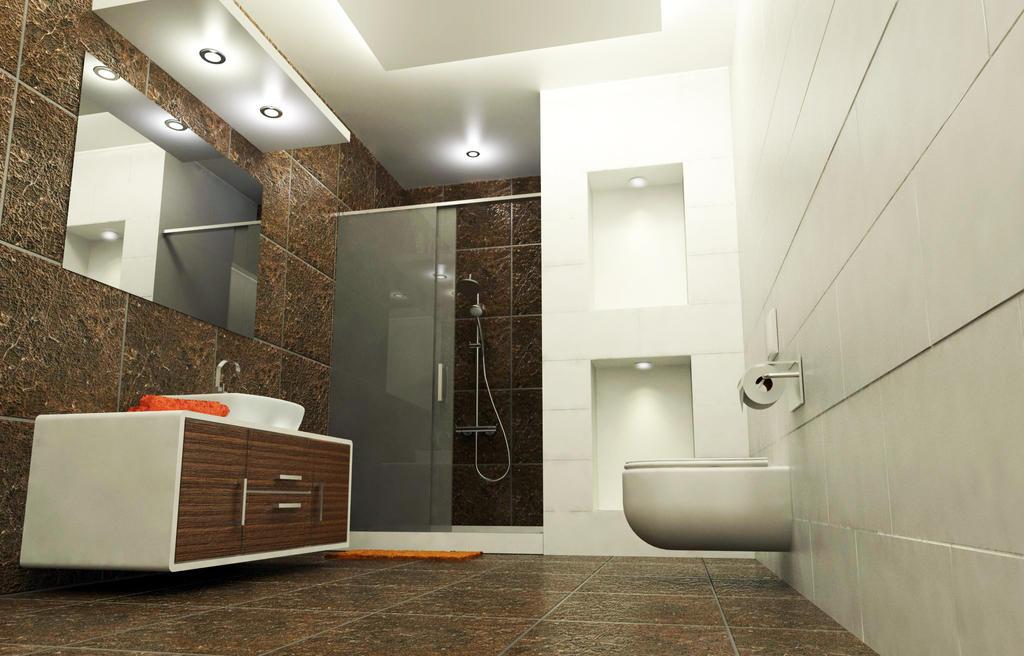 Sketchup Bathroom By Eraykvrak On Deviantart