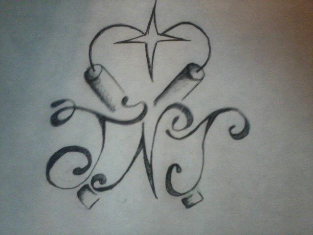 TNT tattoo sketch by