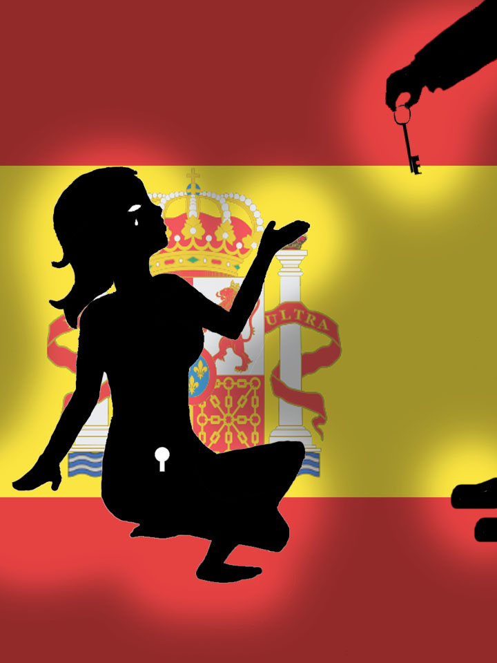 New Abortion Law in Spain by CdQ-14