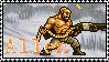 Metal Slug Allen Stamp by Nookslider