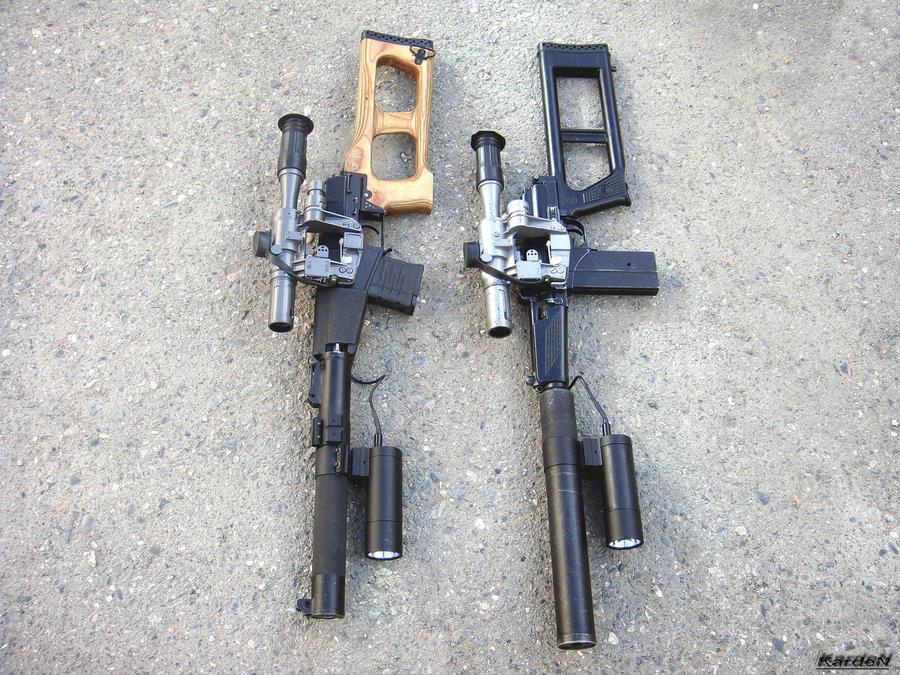 VSS_VSK-94 sniper rifles 5 by Garr1971