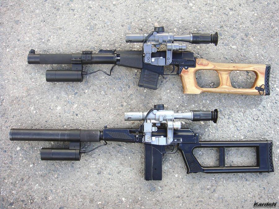 VSS_VSK-94 sniper rifles 8 by Garr1971