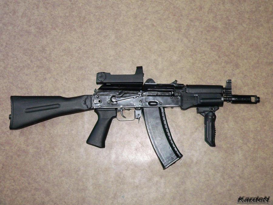 AKS-74U 1 by Garr1971