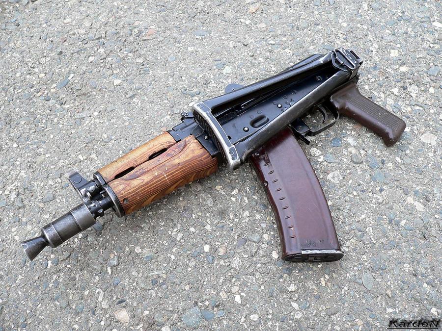 AKS-74U 4 by Garr1971