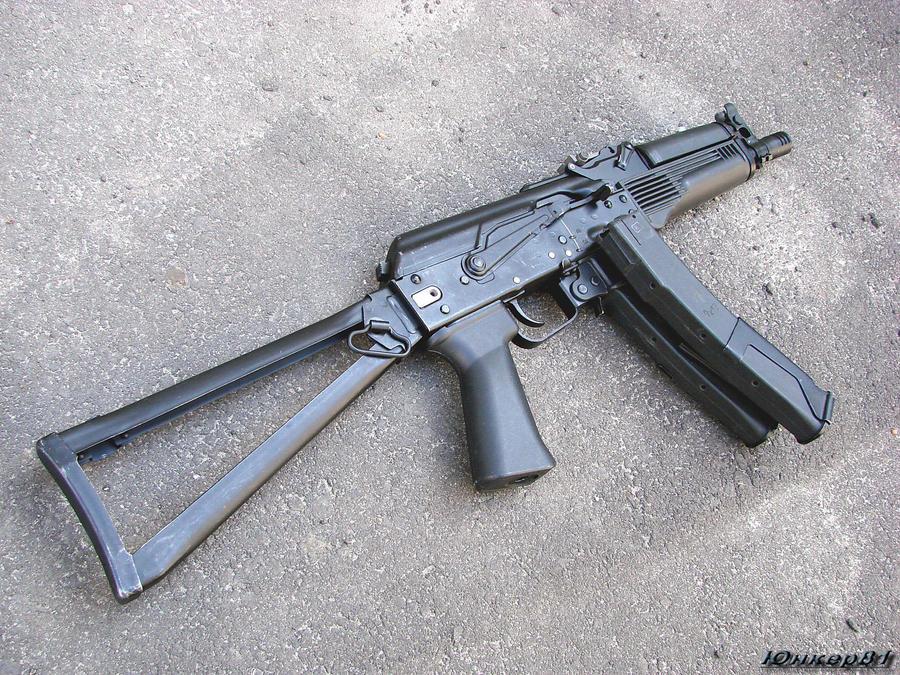 "PP-19-01 ""Vityaz"" smg 5 by Garr1971"