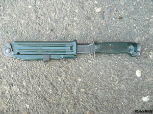 NRS-2 scout shooting knife 5