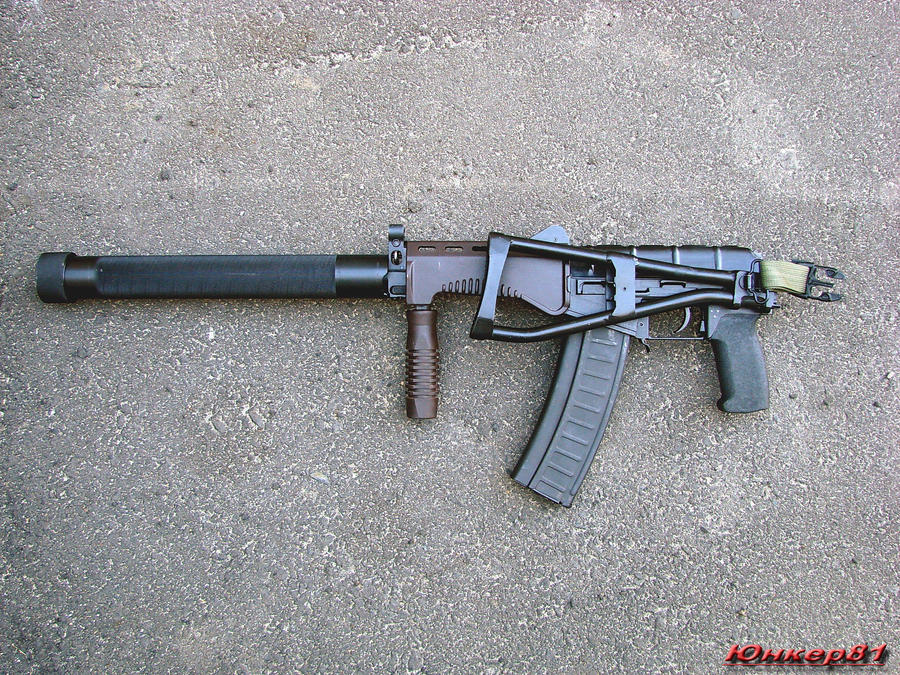 SR-3M Vikhr compact 1 by Garr1971