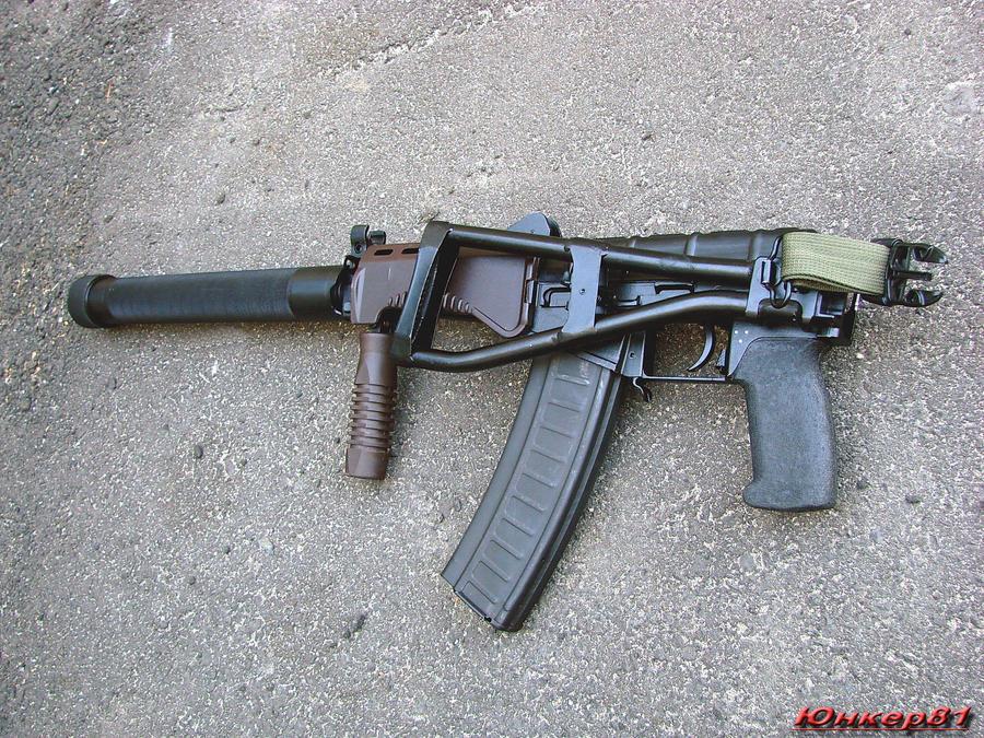 SR-3M Vikhr compact 2 by Garr1971
