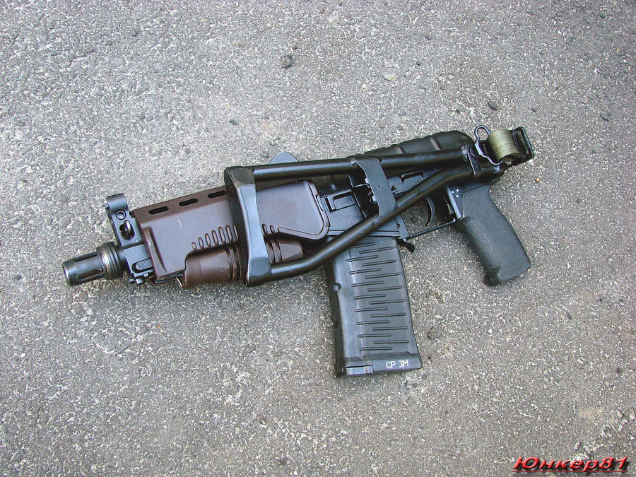SR-3M Vikhr compact 8 by Garr1971