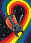 Nyan Cat - er - Bunny
