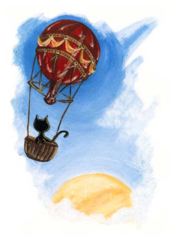 Flying High - Steampunk Style