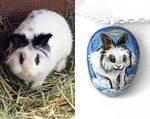Carter - Rabbit Necklace