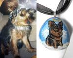 Sydney - Dog Necklace
