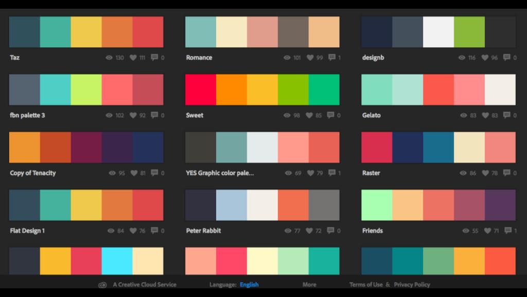 Color Combinations By Fallenintotartarus On Deviantart