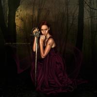 Warrior Princess by dienel96