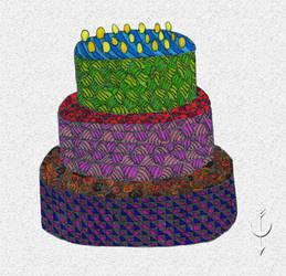 Birthdaycake deviantArt
