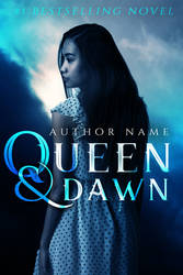Queen and Dawn Premade BOOK Cover