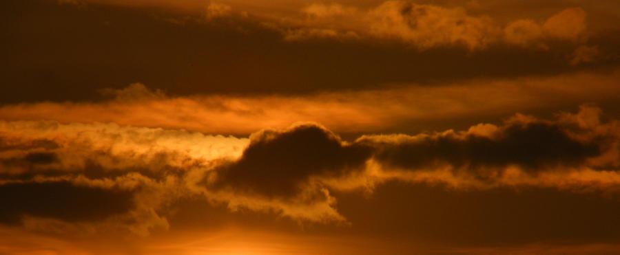 Sunset Cloud Stock- Trails