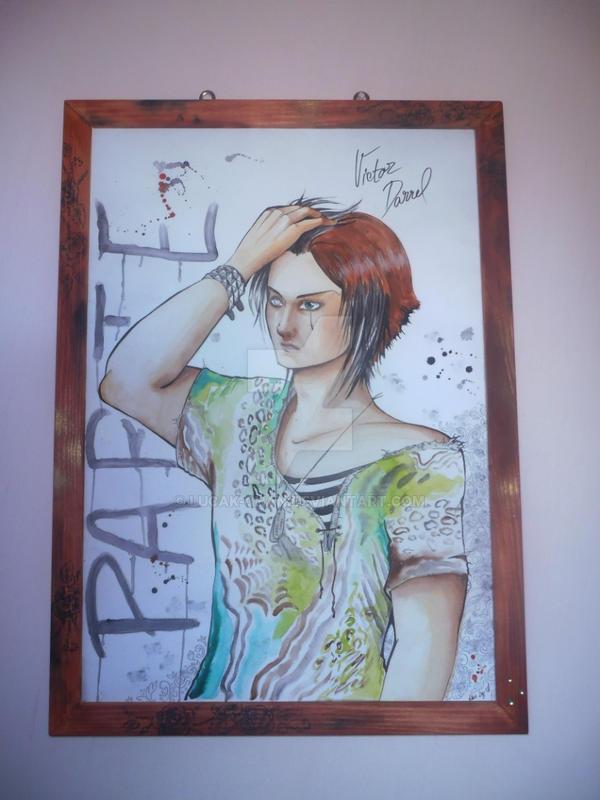 Victor  Darrel by Lucak-chan