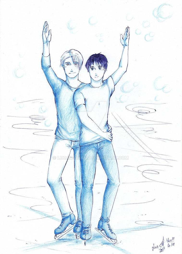 Yuri On Ice by Lucak-chan