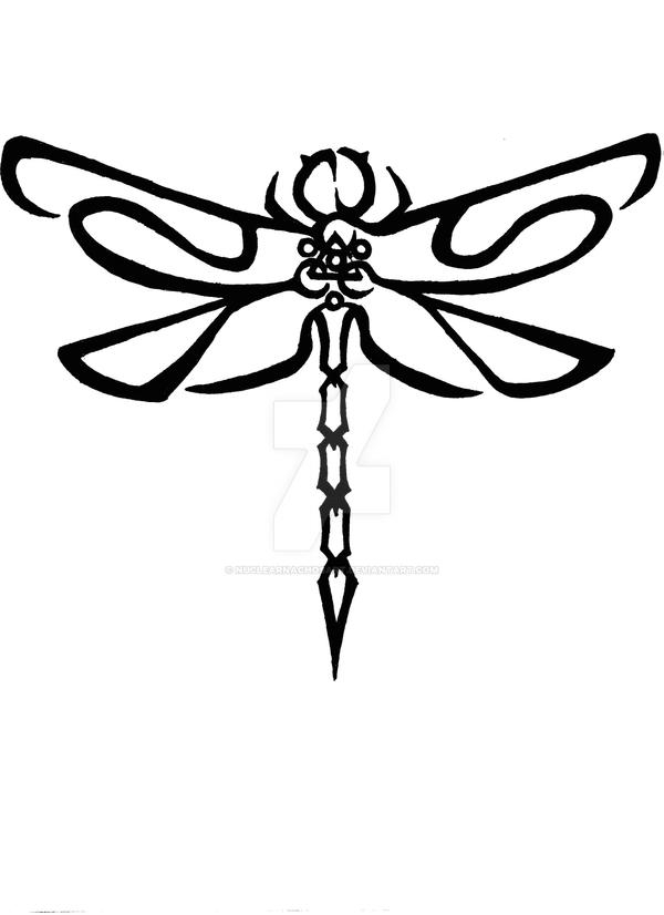 Heavens Fence Dragonfly By Nuclearnachosart On Deviantart