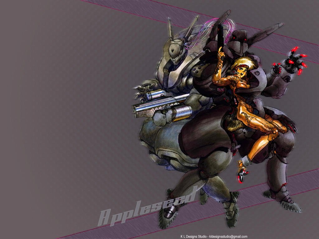 Appleseed Ex Machina wallpaper (18 images) pictures download