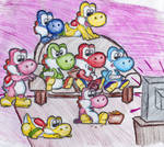 Yoshi Wii Party