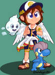 pokemon trainer pit