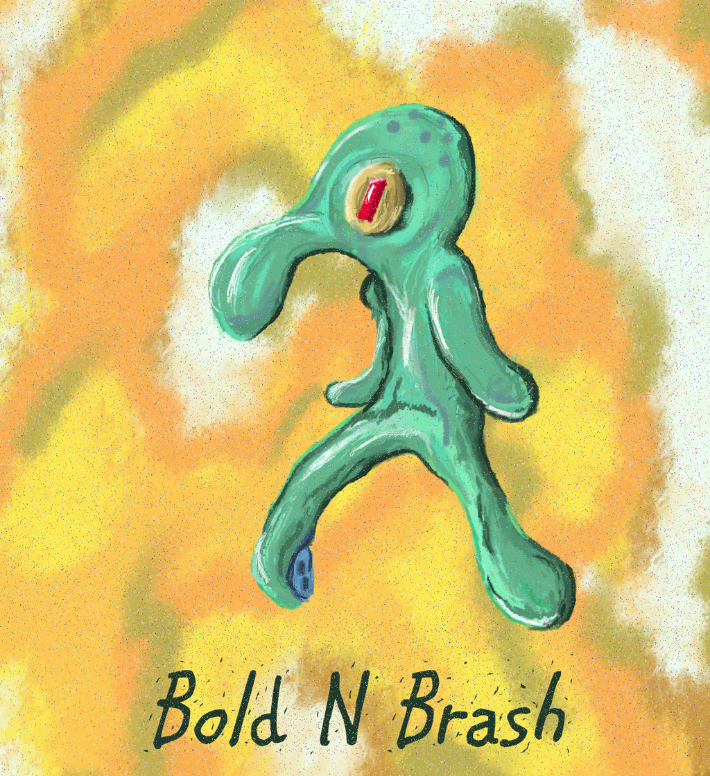 Bold N Brash By Thejollybin On Deviantart