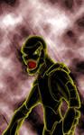 Robot Stalker by ludd1te