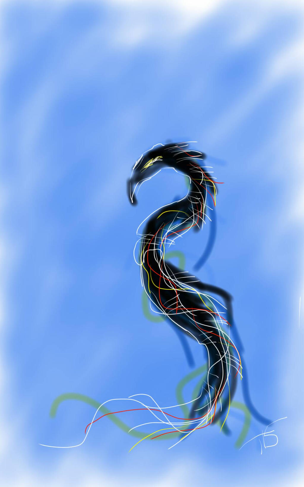 Serpentine Thing by ludd1te