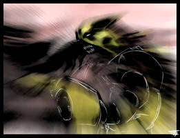 Risen Rage by ludd1te
