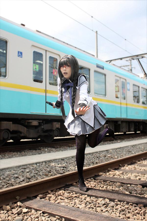 Akemi Homura by 0kasane0