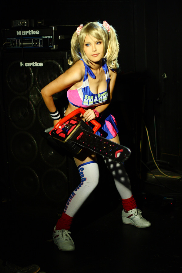 LOLLIPOP CHAINSAW by 0kasane0