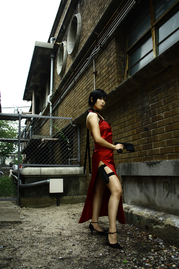 Ada Wong by 0kasane0 on DeviantArt