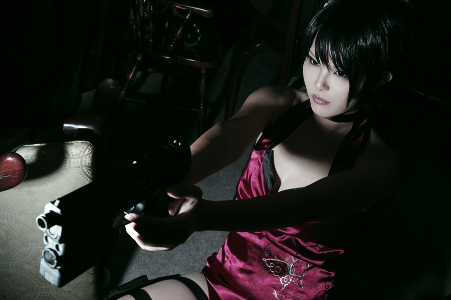 Ada Wong-ResidentEvil 6 by 0kasane0 on DeviantArt