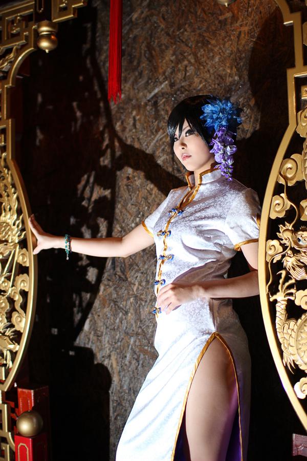Ada wong-in TOKYO GAME SHOW2015 by 0kasane0 on DeviantArt