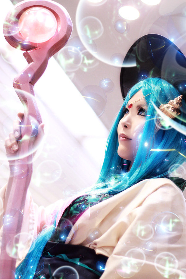 Yamuraiha-MAGI by 0kasane0