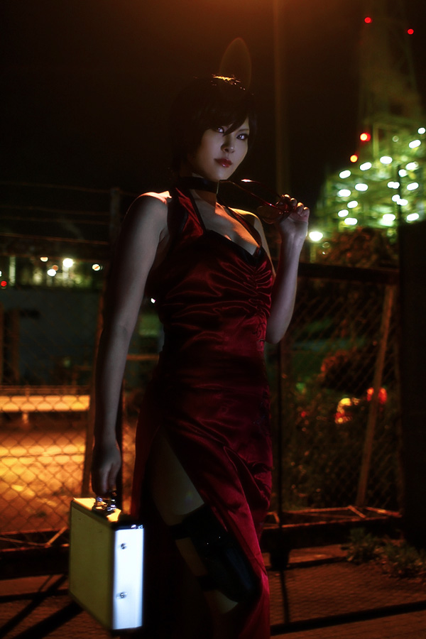 Ada Wong-Resident Evil 4 by 0kasane0