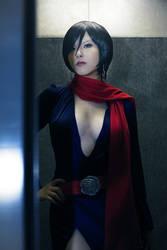 Carla Radames-Resident Evil 6 by 0kasane0