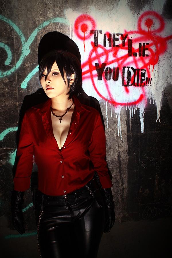 Ada Wong-ResidentEvil 6 by 0kasane0