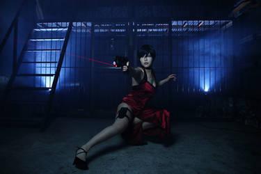 Ada Wong-ResidentEvil 4 by 0kasane0