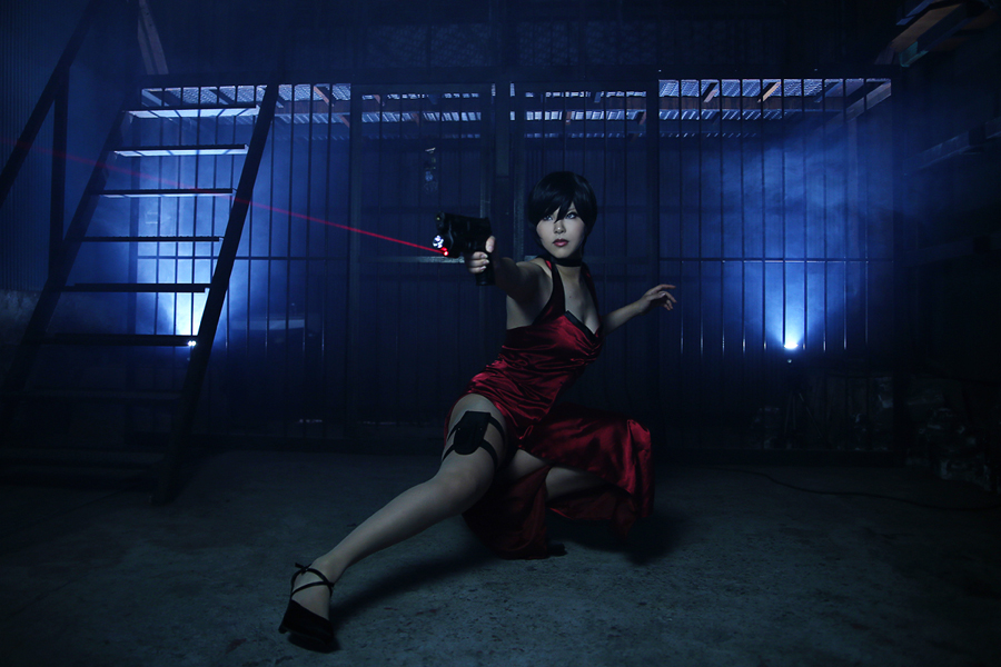 Ada Wong-ResidentEvil 4 by 0kasane0