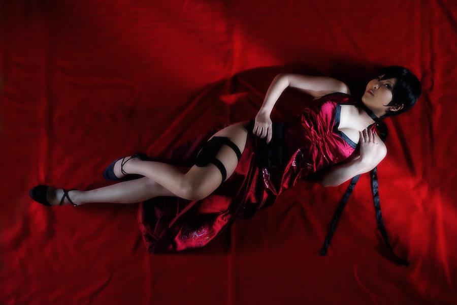 Ada Wong - ResidentEvil 4 by 0kasane0
