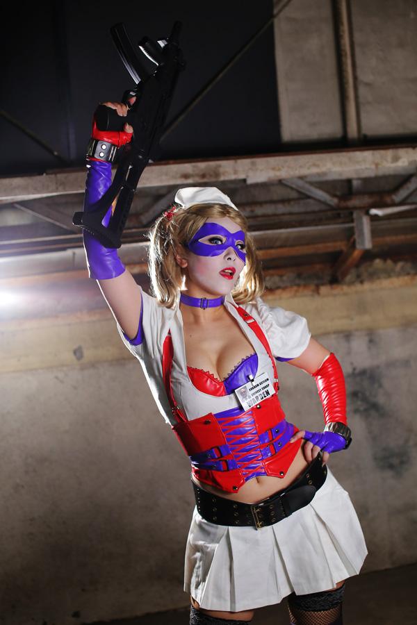 Harley Quinn by 0kasane0