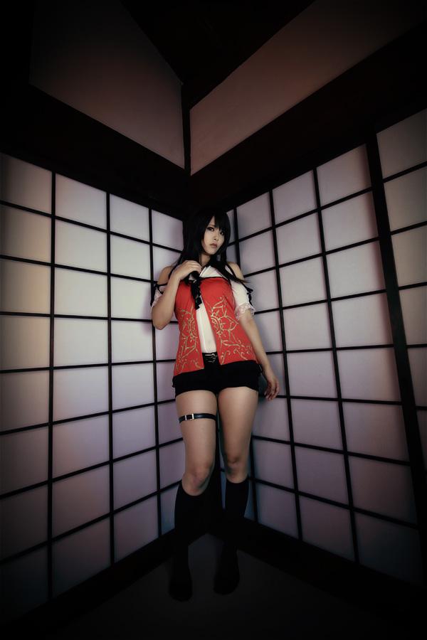 Fatal Frame 5-Yuuri Kozukata by 0kasane0