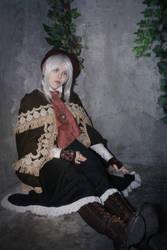 Bloodborne - Doll by 0kasane0