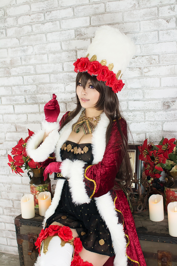 GRANBLUE FANTASY - Rosetta(xmas) by 0kasane0